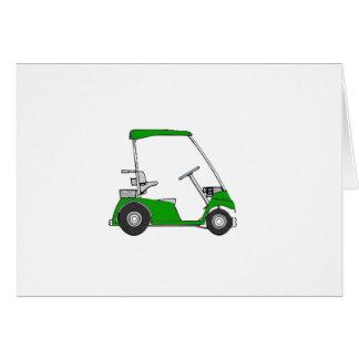 Funny Golfer Card