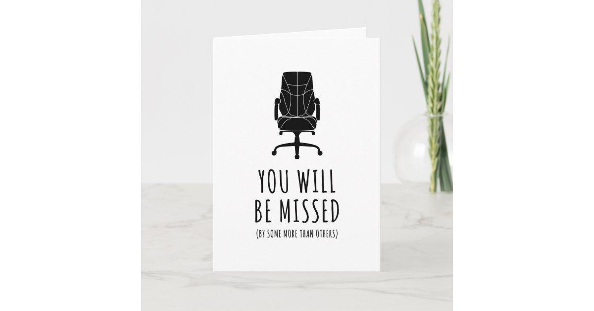 Funny Goodbye Card Rude Farewell Card Funny Card