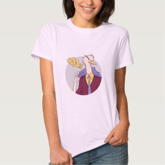 Funny goose t-shirt