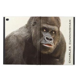 Funny Gorilla custom monogram device cases Powis iPad Air 2 Case