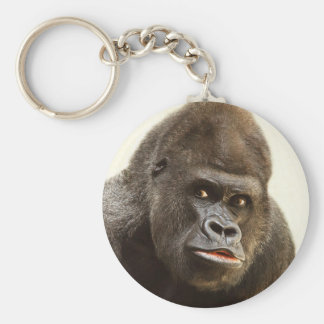 Funny Gorilla key chains
