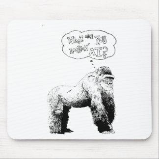 Funny Gorilla Mouse Pad