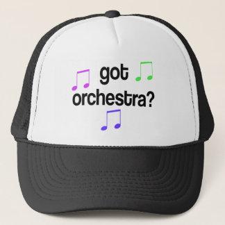 Funny Got orchestra Design Trucker Hat