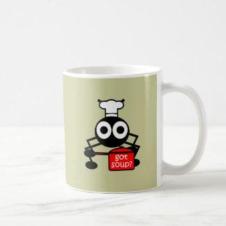 Funny got soup coffee mug