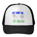 Funny Got Your Back Trucker Hat