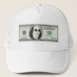 Funny Gothic Banknote Parody Hat