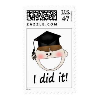 Funny Graduation postage