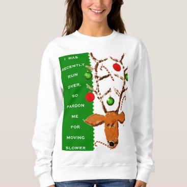 Beach Themed Funny Grandma Sweatshirt