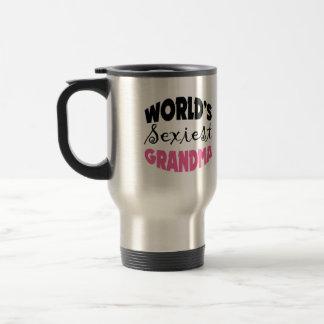 Funny Grandmother Gift Travel Mug
