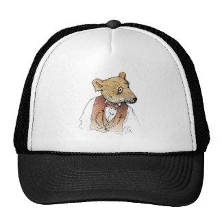 Funny Grandpa Bear Trucker Hat