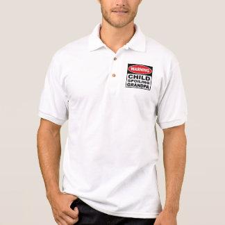 Funny Grandpa Polo Shirt