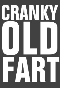c92d80696 Funny GRANDPA T-Shirts, CRANKY OLD FART T-Shirt
