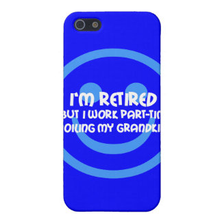 funny grandparents cover for iPhone SE/5/5s