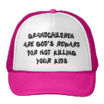 Funny Grandparents Gift Hats
