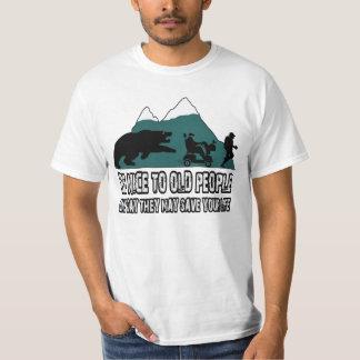 Funny grandparents T-Shirt