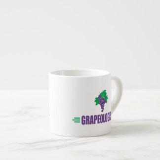 Funny Grapes Espresso Cup