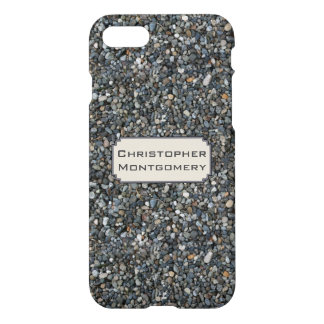 Funny Gravel Rocks Pebbles iPhone 8/7 Case