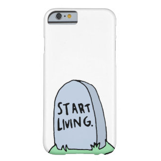 Funny Gravestone iPhone 6 Case