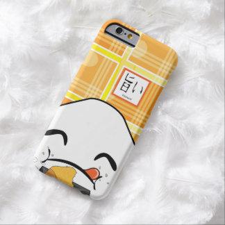 Funny Greedy Japanese Manga Onigiri Barely There iPhone 6 Case