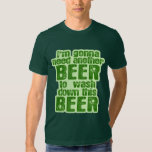 Funny Green Beer Day T Shirt