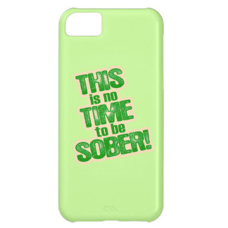 Funny Green Beer Humor iPhone 5C Cover