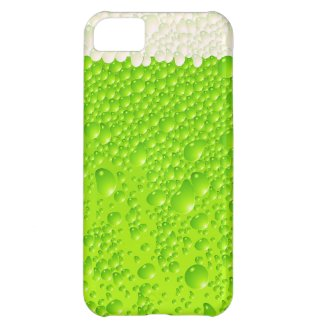 Funny Green Beer Phone iPhone 5C Covers
