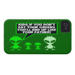 Funny greens iPhone 4 covers