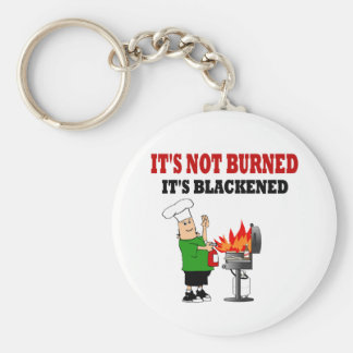 Funny  Grill Chef Keychain