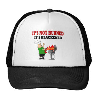 Funny  Grill Chef Trucker Hat