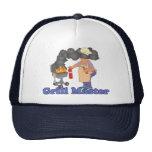 Funny Grill Master Trucker Hat