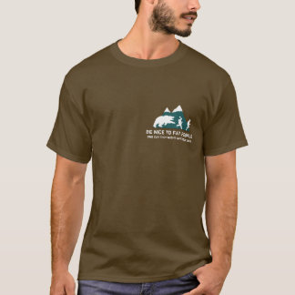 Funny Grizzly Bear T-Shirt