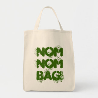 Funny Grocery Tote