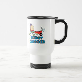 funny grumpy gardener lady mug