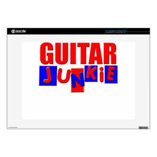 funny guitar skin for laptop