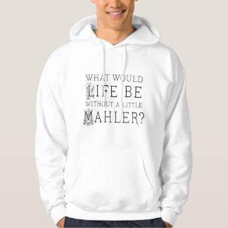Funny Gustav Mahler music quote gift Hoodie
