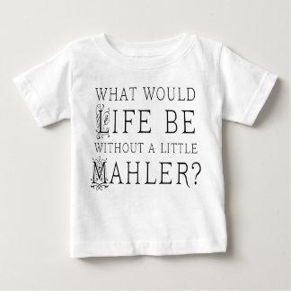Funny Gustav Mahler music quote gift Shirt