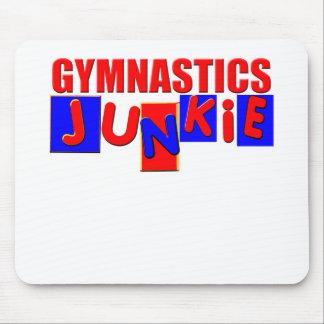 Funny Gymnastics Mouse Pad