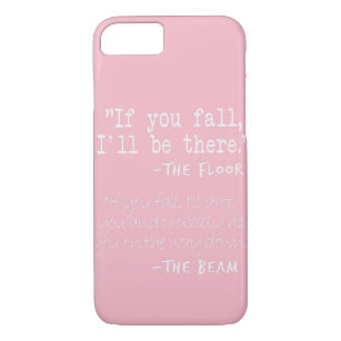 e2c1a2a9 Gymnast Quote Phone | Tablet | Laptop | iPod - Cases & Covers | Zazzle