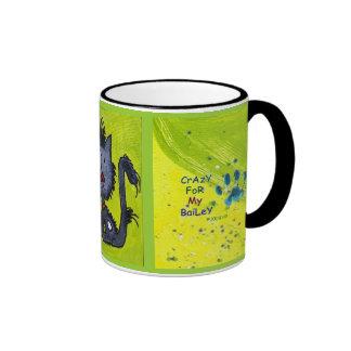 FuNNy HaiR BaiLeY Coffee Mug