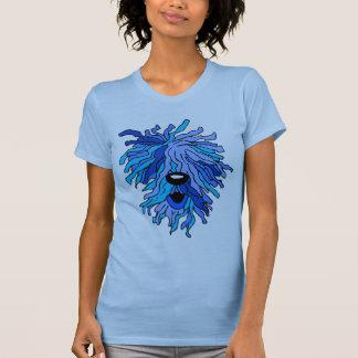 Funny hairy dog shirts