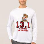 Funny half marathon shirts