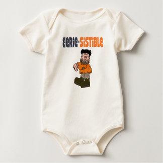 Funny Halloween Baby Bodysuit
