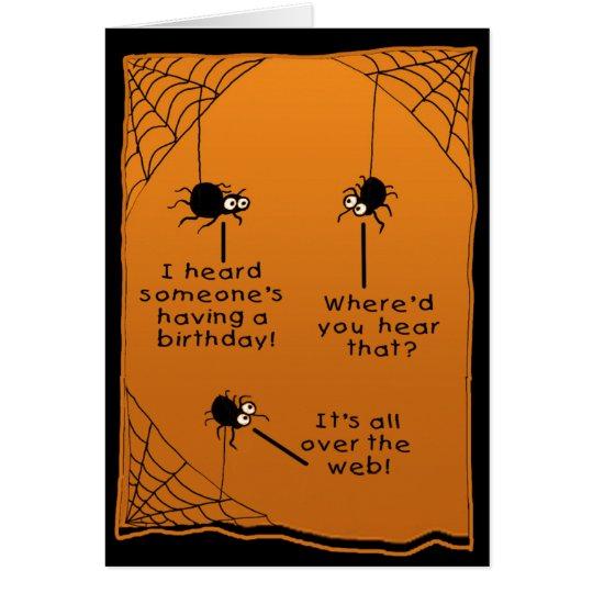 halloween birthday cards - Hatch.urbanskript.co