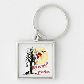 Funny Halloween Buzzard Key Chain