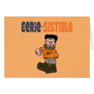 Funny Halloween Card