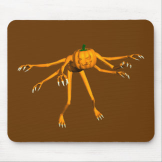 Funny Halloween Critter Mouse Pad