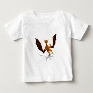 Funny Halloween Dragon Baby T-Shirt