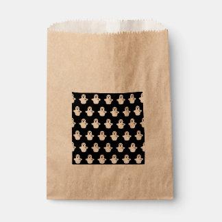 Funny Halloween - Ghost Pattern Favor Bag