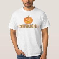Funny Halloween Jack-O-Lantern Lover T-Shirt