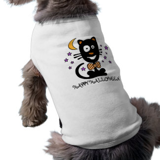 Funny Halloween Kitty Pet Clothing